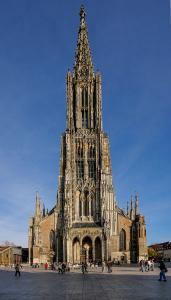 Ulmer Münster Westfassade
