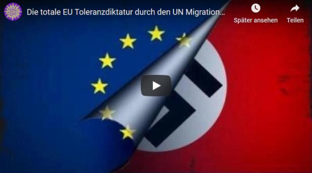 Die totale EU Toleranzdiktatur durch den UN Migrationspakt – Rechtsanwalt klärtauf
