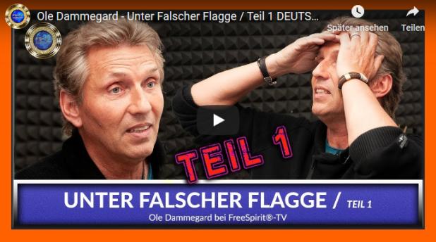 Ole Dammegard – Unter Falscher Flagge / Teil 1DEUTSCH